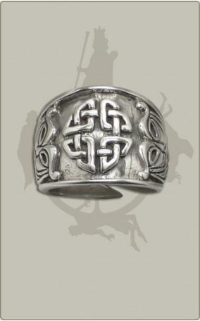 Teutates-Ring, verstellbar, groß