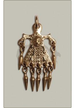 Votivanhänger aus Bronze