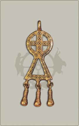 Radkreuzanhänger