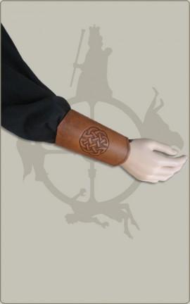 Armschiene mit keltischem Muster