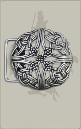 Gürtelschliesse Keltischer Knoten II