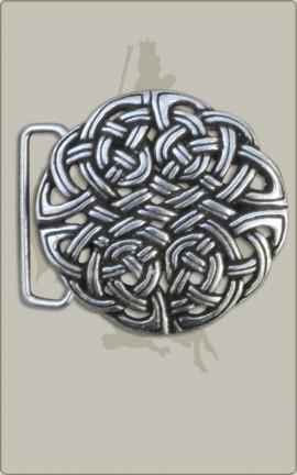 Gürtelschließe keltischer Knoten