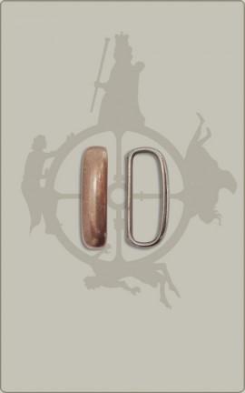 Metallschlaufe für Gürtelriemen