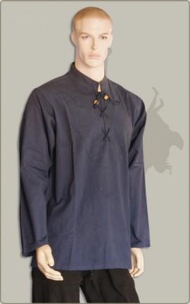 Hemd mit breiter Passe in verschiedenen Farben