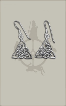 Ohrhänger Keltischer Knoten