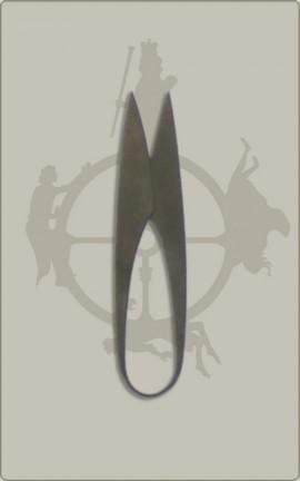 Mittelalterliche Schere