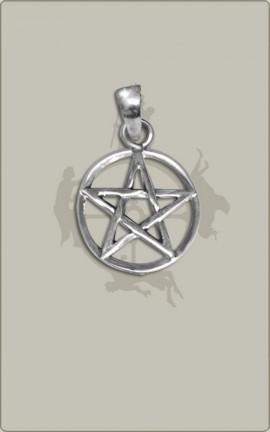 Einfaches Pentagramm