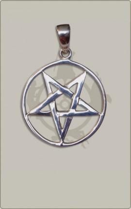 Umgekehrtes großes Pentagramm