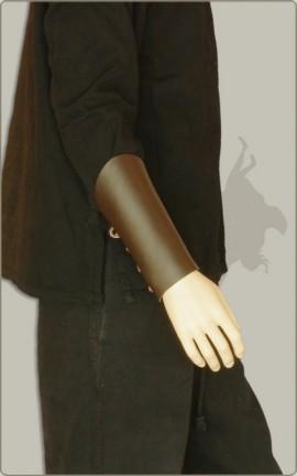 Armschiene aus Leder