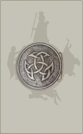 Gürtelschließe Keltische Triade 1