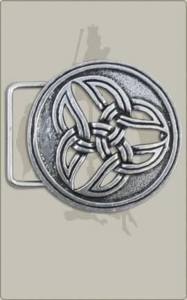 Gürtelschließe Keltische Triade 2