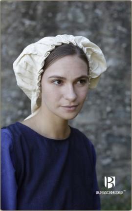 Haube Mittelalter Modell Anna