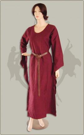 Einfaches Frauenkleid in verschiedenen Farben