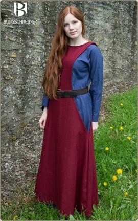 Mittelalterkleid Surcot Albrun