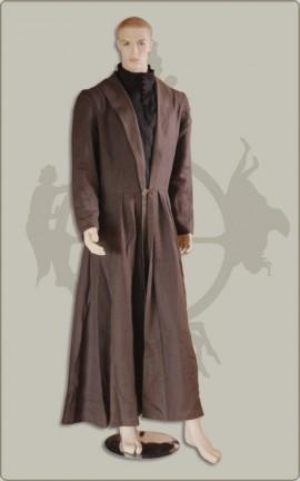 Kotte mit Mantel aus dem 15. Jahrhundert
