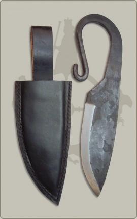 Mittelgroßes Messer