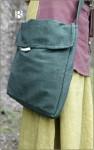 Pilgertasche und Brotbeutel Ehwaz grün